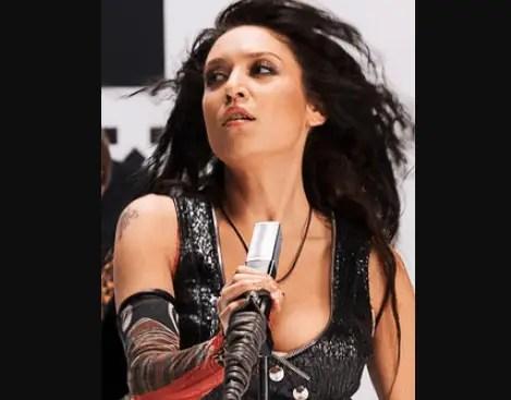 Alena Vinnitskaya - Singer