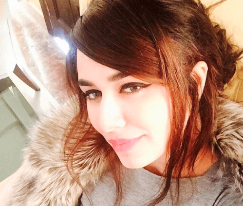 Ayyan - Pakistani model
