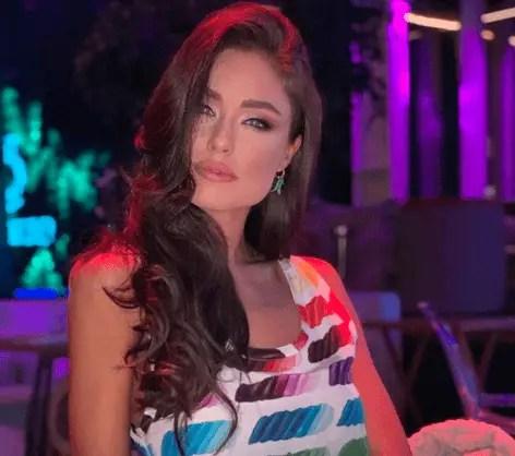 Iryna Zhuravska - Ukrainian model