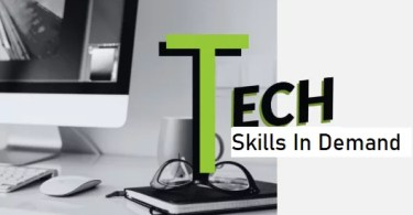 Tech Skills In Demand