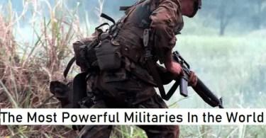 World Military Ranking