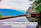 Best Hotel Booking Websites in India