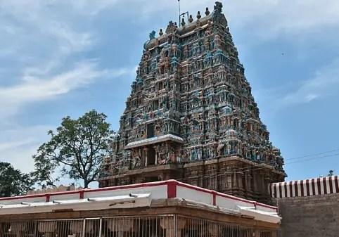 Arulmigu Kallalagar Temple, Azhagar Kovil