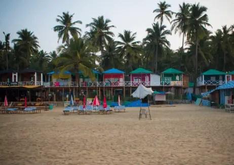 Palolem Beach, South Goa