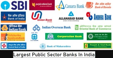 Public sector banks in India