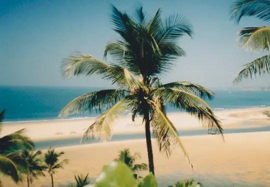 Querim Beach, North Goa