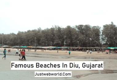 Beautiful Beaches in Daman and Diu