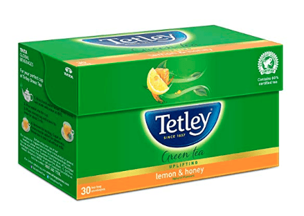 Tetley Green Tea India