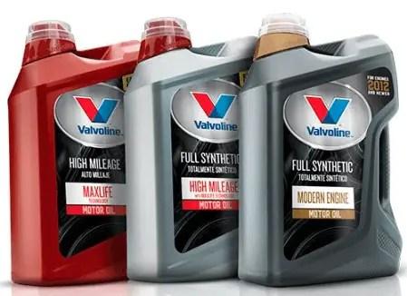 Valvoline Oil India