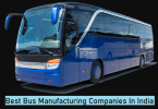 Best Bus Manufacturer