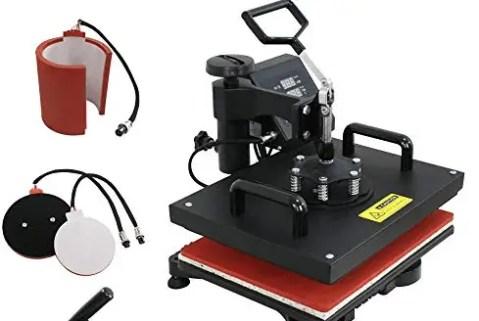 Heat press transfer