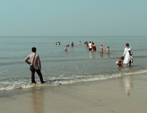 Juhu Beach (Mumbai)