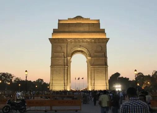 Delhi - Indian union territory