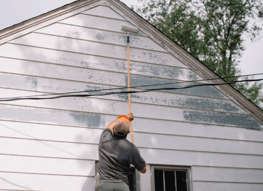 Save Money On Painting a House