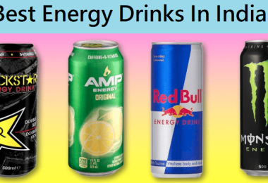 Best Energy Drinks In India