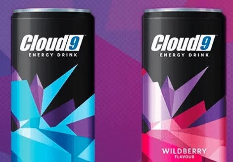 The Cloud 9 Energy Drink