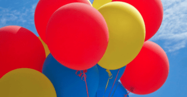 Types Of Balloons Used For Decorations