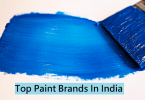 Most Popular Paint Brands in India