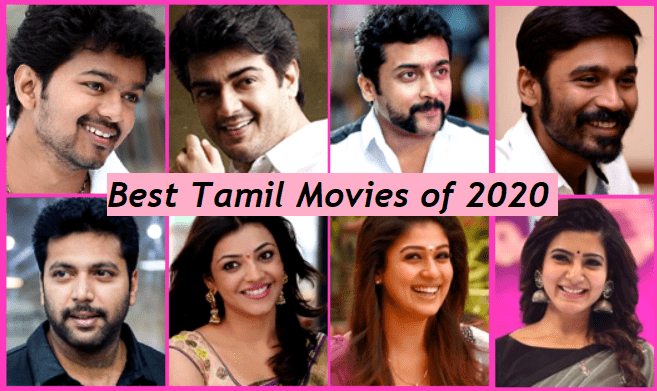 Top Rated Tamil Films of 2020