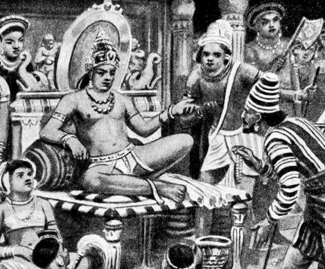 Pulakeshin II - Ruler