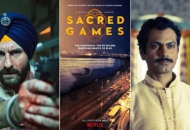 Sacred Games (TV series)