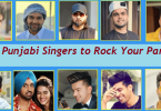 List of Punjabi Singers