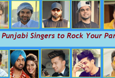 List of Punjabi Singers