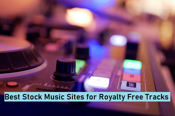 Royalty-Free Music Sites