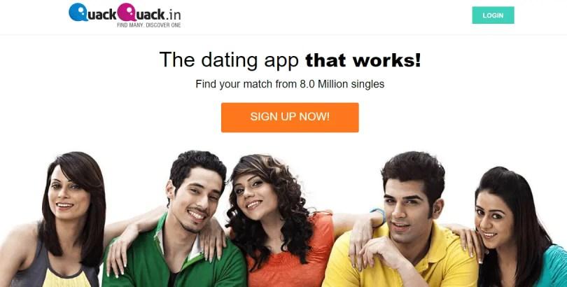 QuackQuack - Free Online Dating Site to Meet Singles!