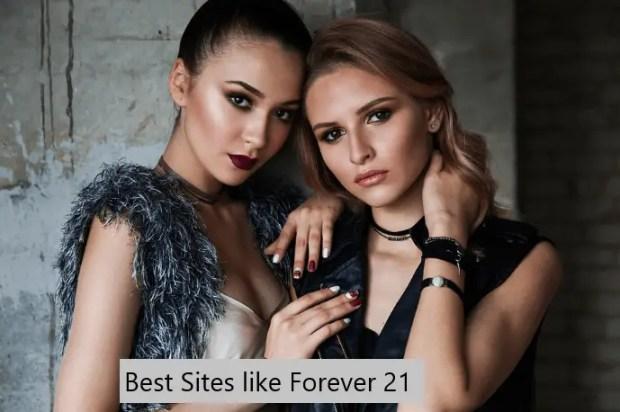 Clothings Stores Like Forever 21