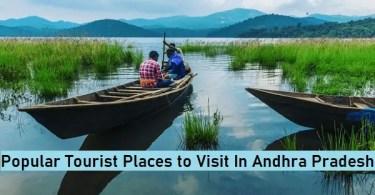 Tourist Destinations of Andhra Pradesh