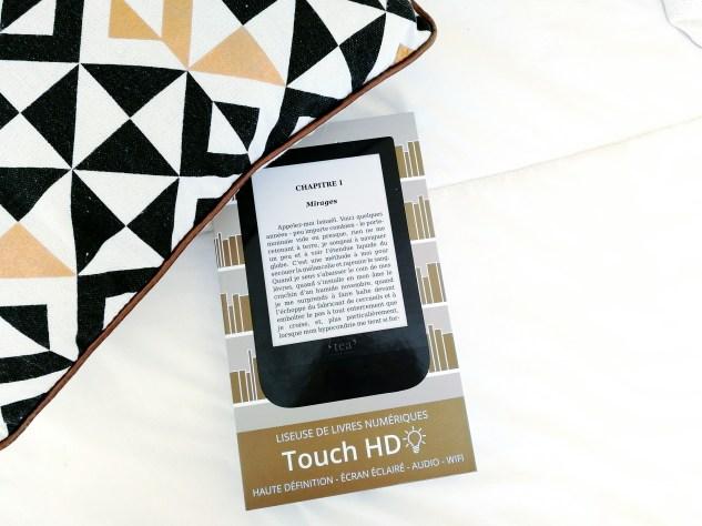 Tea Touch Hd La Liseuse Pour Les Petits Lecteurs Justyne Blog