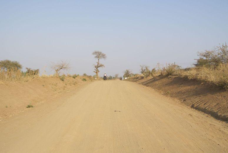 Op weg naar Vwaza
