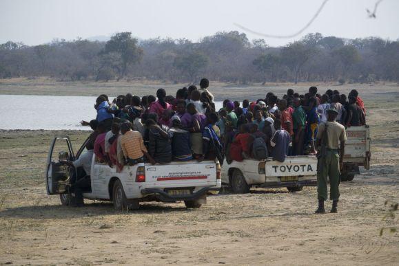 Op safari vanuit Mzuzu