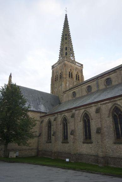 En wat doe je als je in Frankrijk bent? kerken fotograferen...