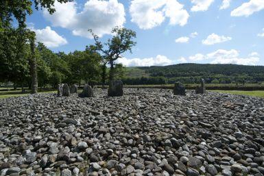 Temple Wood Stone Circle... een steen cirkel voor kabouters?