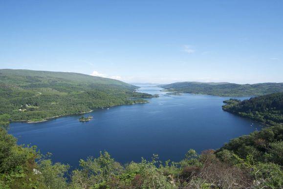De westkust van Schotland heeft heelveel inhammen, zeearmen, of noem je dit ook fjorden?