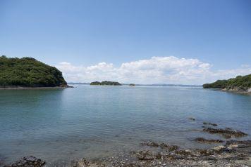 Ontspannen fietsen met mooie uitzichten, heerlijk eilandje!.
