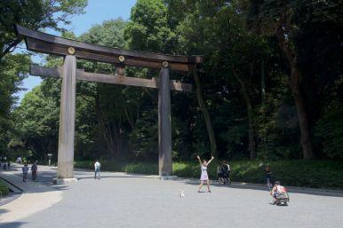 In Yoyogipark