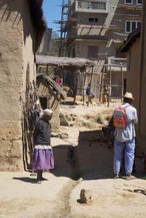 Oudere mensen zijn in Madagascar bijna een uitzondering.