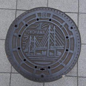 We hadden verwacht in Tokyo heel veel verschillende te zien in de verschillende wijken... Maar daar zagen we alleen hele saaie. Gelukkig op onze laatste dag in Yokohama toch nog weer een gevonden.
