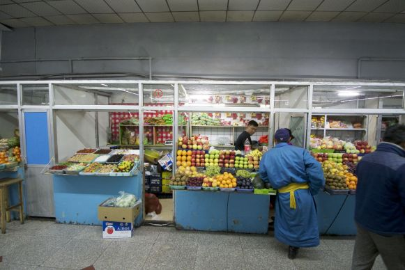 Zo'n overvloed aan fruit en groente hebben we al lang niet gezien!