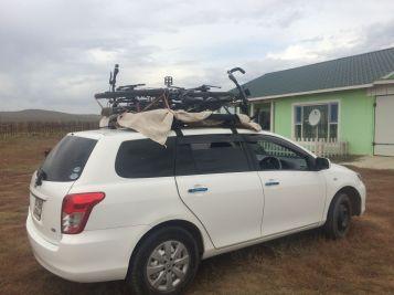 Zo kunnen de fietsen wel mee!