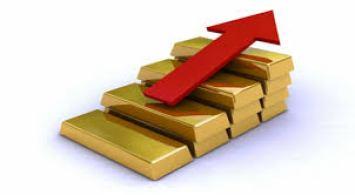 harga emas melonjak naik