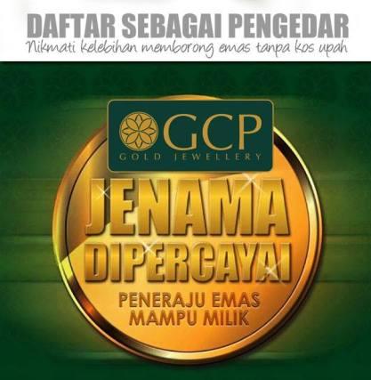 pengedar gcp