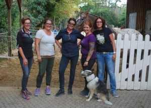 Gruppe mit Jutta Einhaus Freiburg Baden-Württemberg