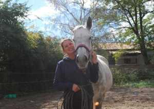 Pferdegestütztes Coaching mit Vollblütern und Ex Galoppern
