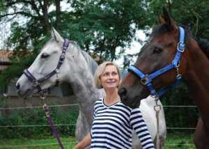 Coachingpferde Monito und Trixi