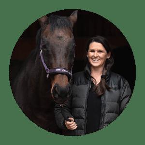 Portrait Jutta Einhaus Pferdegstützter Coach