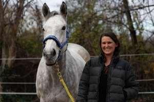 Pferdegestütztes Coaching mit Ex-Galoppern